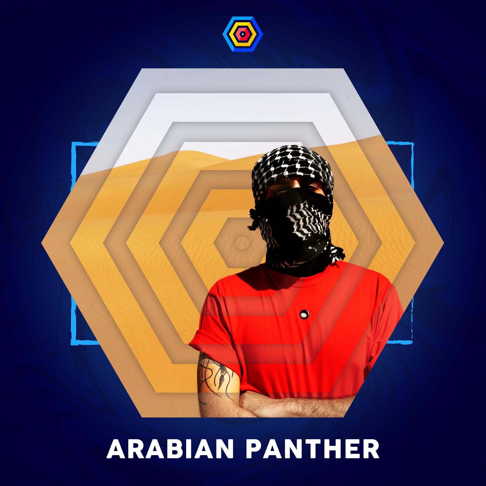Arabian-Panther