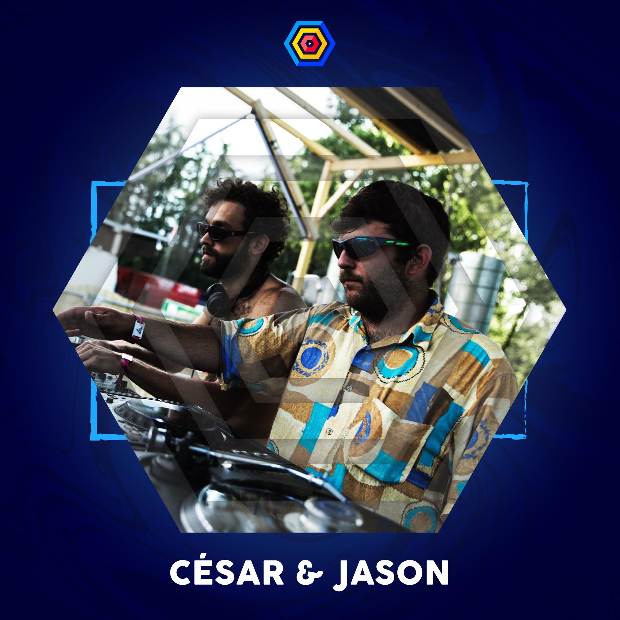 César & Jason