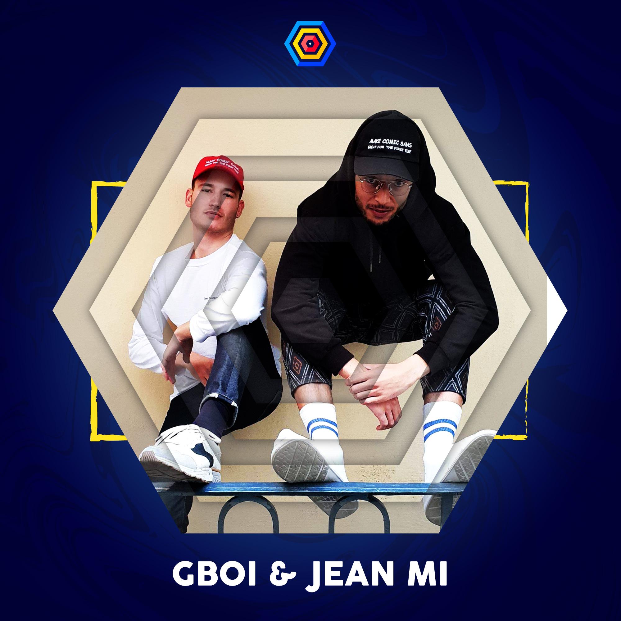 Gboï-&-Jean-Mi