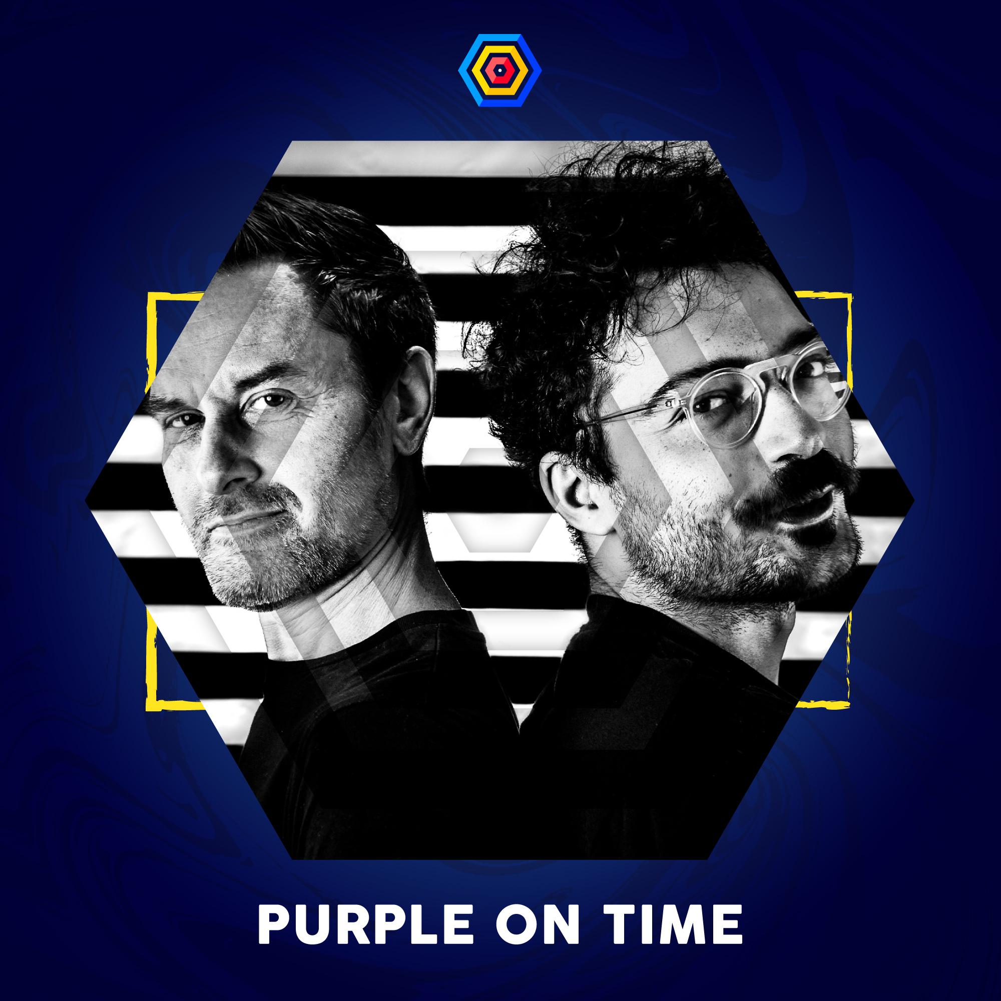 Purple-on-time
